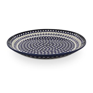 Large pizza plate which can also be used as a cake tray in the Decor 166a