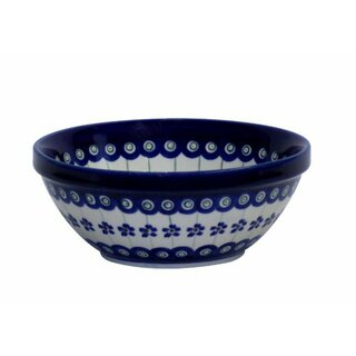 Small round bowl perfectly for fruit salad. Dekor 166a