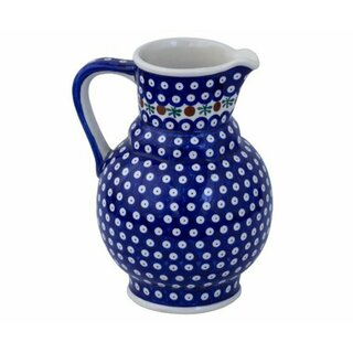Large milk jug with a enormous capacity of 1.75 liters. Dekor 41