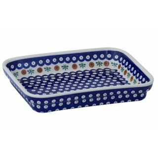 Baking Dish in rectangular format in the Decor 41