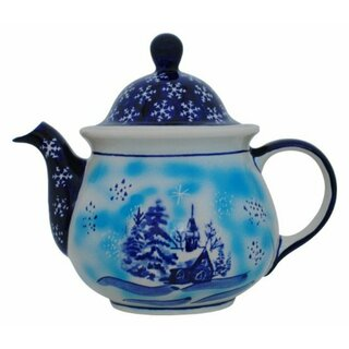 Extra large tea or coffee pot 1.7 l with a nice cover in the Decor DU11