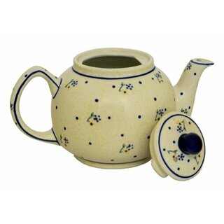 Tea or coffee pot 1.0 l with a long spout in the Decor 111