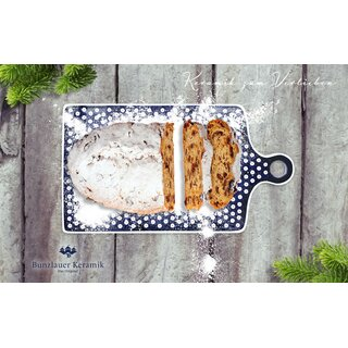 Big square cutting board with round handle to hang up. Decor 42
