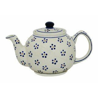 Tea or coffee pot 1.0 l with a long spout in the Decor 1