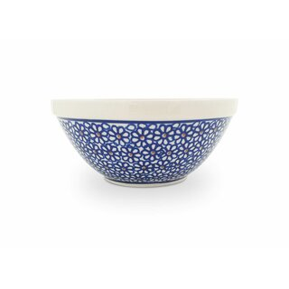 Small round bowl perfectly for fruit salad. Dekor 41