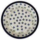 Flat plate (dinner plate) in decor 163a