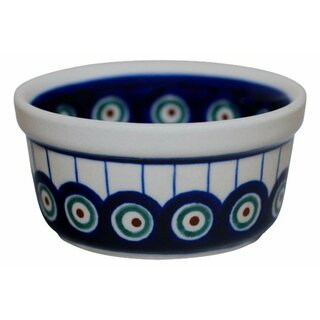 Small Raqout fin bowl, Decor 8 with interior decor