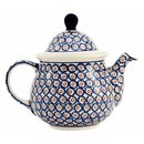 Extra large tea or coffee pot 1.7 l with a nice cover in...